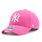 Бейсболка '47 Brand - New York Yankees '47 MVP Neon Adjustable (magenta)