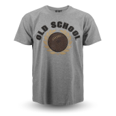 Футболка Hawkins & Joseph - T-Shirt Old School Sport (grey)