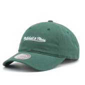 Бейсболка Mitchell & Ness - M&N Washed Cotton Dad Hat (june bug)