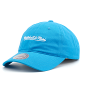 Бейсболка Mitchell & Ness - M&N Washed Cotton Dad Hat (blue moon)