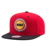 Бейсболка Mitchell & Ness - Houston Rockets Zig Zag Snapback