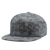 Бейсболка Mitchell & Ness - Chicago Bulls Crawler Snapback