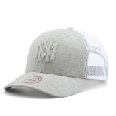 Бейсболка Mitchell & Ness - M&N Tints Strapback (dark grey)