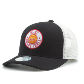 Бейсболка Mitchell & Ness - Miami Heat HWC Patch 110 Snapback
