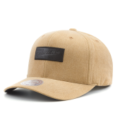 Бейсболка Mitchell & Ness - M&N Washed Heather Snapback (tan)
