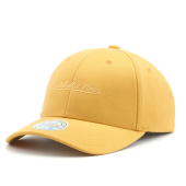 Бейсболка Mitchell & Ness - M&N Team Logo Low Pro Snapback (rusted gold)
