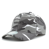 Бейсболка Mitchell & Ness - M&N Team Logo Low Pro Snapback (urban camo)