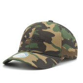 Бейсболка Mitchell & Ness - M&N Team Logo Low Pro Snapback (woodland camo)