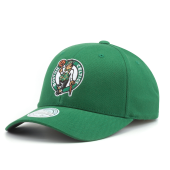 Бейсболка Mitchell & Ness - Boston Celtics Team Logo Low Pro Snapback