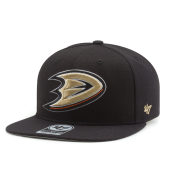 Бейсболка '47 Brand - Anaheim Ducks Sure Shot Snapback
