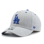 Бейсболка '47 Brand - Los Angeles Dodgers Storm Cloud '47 MVP
