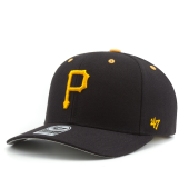 Бейсболка '47 Brand - Pittsburgh Pirates Audible '47 MVP DP
