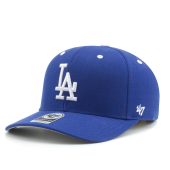 Бейсболка '47 Brand - Los Angeles Dodgers Audible '47 MVP DP