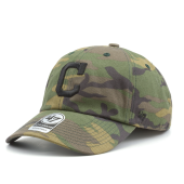Бейсболка '47 Brand - Cleveland Indians Camo Unwashed '47 Clean Up