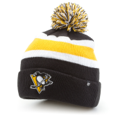 Шапка '47 Brand - Pittsburgh Penguins Breakaway