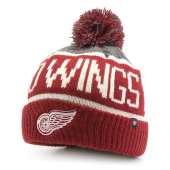 Шапка '47 Brand - Detroit Red Wings Calgary Knit