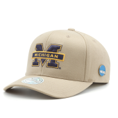 Бейсболка Mitchell & Ness - Michigan Wolverines Freshman Snapback