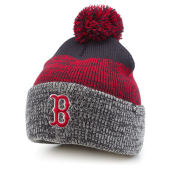 Шапка '47 Brand - Boston Red Sox Static Cuff Knit