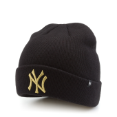 Шапка '47 Brand - New York Yankees Metallic Knit