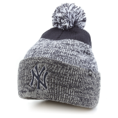 Шапка '47 Brand - New York Yankees Static Cuff Knit