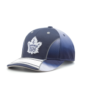 Бейсболка Outerstuff - Toronto Maple Leafs Center Struct Adjustable