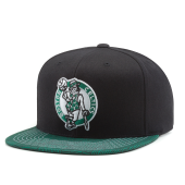 Бейсболка Mitchell & Ness - Boston Celtics Team DNA Snapback