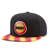 Бейсболка Mitchell & Ness - Houston Rockets Team DNA Snapback