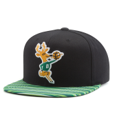 Бейсболка Mitchell & Ness - Milwaukee Bucks Team DNA Snapback