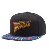 Бейсболка Mitchell & Ness - Golden State Warriors Team DNA Snapback