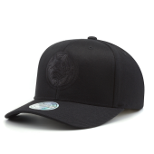 Бейсболка Mitchell & Ness - Minnesota Timberwolves Black On Black 110 Snapback