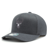 Бейсболка Mitchell & Ness - Milwaukee Bucks Decon Snapback