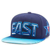 Бейсболка Mitchell & Ness - NBA All Stars Game - Sunrise Snapback