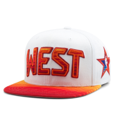 Бейсболка Mitchell & Ness - NBA All Stars Game - Sunset Snapback