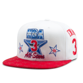 Бейсболка Mitchell & Ness - NBA All Stars Game - Ewing Snapback