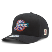 Бейсболка Mitchell & Ness - Utah Jazz Team Logo 110 Snapback