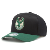 Бейсболка Mitchell & Ness - Milwaukee Bucks 2 Tone 110 Snapback