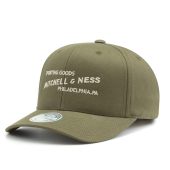 Бейсболка Mitchell & Ness - M&N Sporting Goods (deep olive)