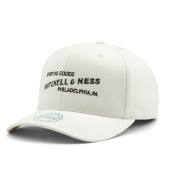Бейсболка Mitchell & Ness - M&N Sporting Goods (off white)