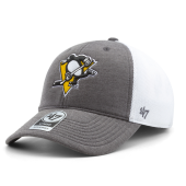 Бейсболка '47 Brand - Pittsburgh Penguins Haskell '47 MVP