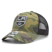 Бейсболка '47 Brand - Los Angeles Kings Camo Branson '47 MVP
