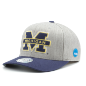 Бейсболка Mitchell & Ness - Michigan Wolverines Hometown 110 Snapback