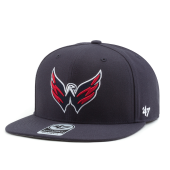 Бейсболка '47 Brand - Washington Capitals No Shot Snapback