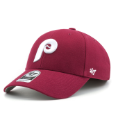 Бейсболка '47 Brand - Philadelphia Phillies '47 MVP Adjustable