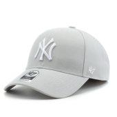Бейсболка '47 Brand - New York Yankees '47 MVP Snapback (steel grey)