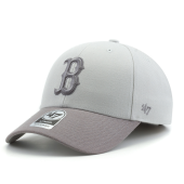 Бейсболка '47 Brand - Boston Red Sox '47 MVP Two Tone (steel grey)