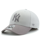 Бейсболка '47 Brand - New York Yankees '47 MVP Two Tone (steel grey)