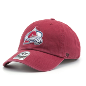 Бейсболка '47 Brand - Colorado Avalanche Clean Up