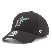 Бейсболка '47 Brand - Miami Marlins  '47 MVP Cooperstown