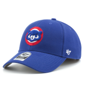 Бейсболка '47 Brand - Chicago Cubs  '47 MVP Cooperstown