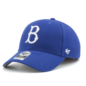 Бейсболка '47 Brand - Brooklyn Dodgers  '47 MVP Cooperstown